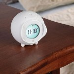 The Runaway Alarm Clock will move and groove until you get up
