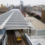 Largest solar bridge in the world is in London