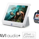 FAVI audio+ Set to Connect speaker simplifies wireless speaker connectivity