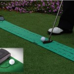 Golf Putting Aid ensures you shine on the green the next time
