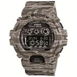 Casio G-SHOCK goes undercover with new camouflage range