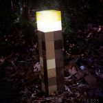 Minecraft Light Up Torch Brings The Virtual World To Our Reality
