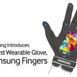 Samsung Fingers the wearable glove