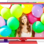 "Sceptre adds a dash of color with new 32"" LED HDTV"