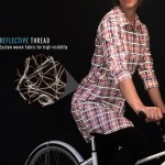 BikeToWork is a line of reflective everyday wear for cyclists