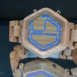Kisai Night Vision Wood LED Watch can't be taken at face value
