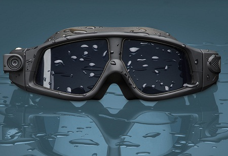 Video Swim Goggles