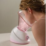 Hot/Cold Facial Sauna lets you beautify yourself at home