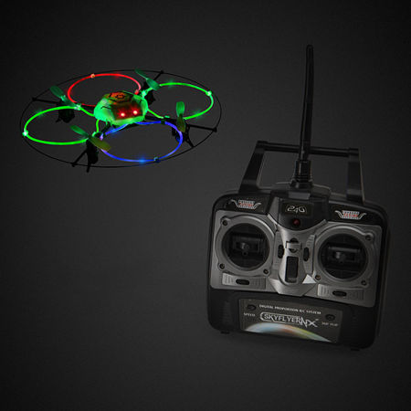 led-quadcopter