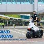 Segway SE-3 Patroller targets the police force