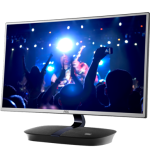 AOC has new IPS display with Onkyo sound technology