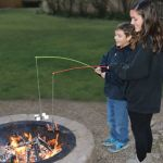 "Campfire Roasting Rod lets you ""fish"" for food"
