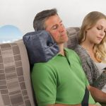 Lean On Me Pillow offers a shoulder to cry on
