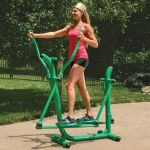 Outdoor Strider lets you burn those calories in the midst of nature