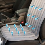 The Cooling Car Seat – May Save your Butt