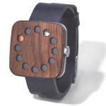 The Grovemade Wood Watch gives you the essence of time