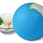 The Kickball Ice Cream Maker will give you sweets if you play ball