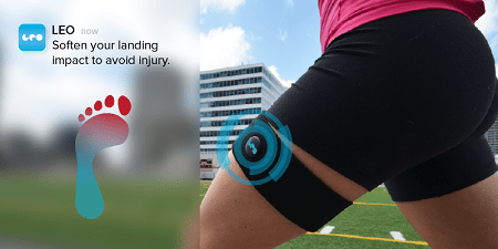 Leo Leg Band Activity Tracker
