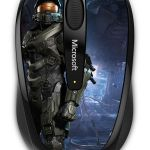 Microsoft reveals the Wireless Mobile Mouse 3500 Halo Limited Edition: The Master Chief