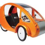 Solar Velomobile helps you get around the green way