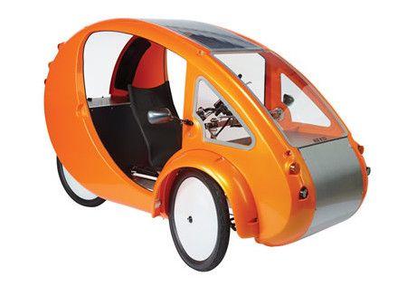 solar-velomobile