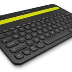 Logitech Bluetooth Multi-Device Keyboard K480 wears many hats