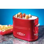SMART Retro Pop Up Hot Dog Toaster ensures perfection each time