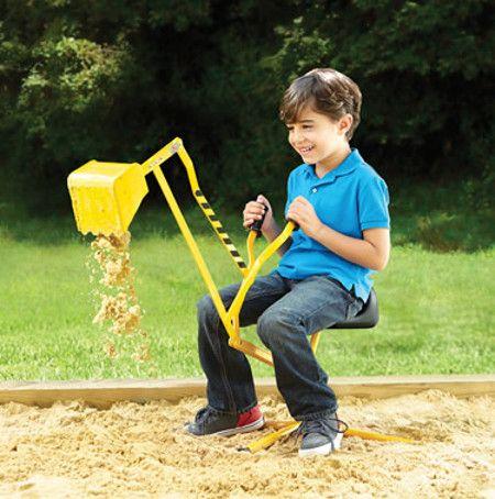 sit-on-excavator
