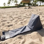 The BeachSafe lets you relax while keeping your belongings secure
