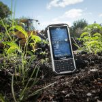 Nautiz X8 rugged PDA takes everything that you can throw at it