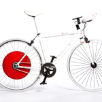The Copenhagen Wheel turns any bicycle into a smart electric hybrid