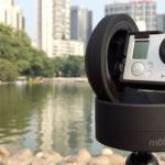 GoPro mount for Galileo helps the beginner capture pro-level videos