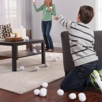 "Messless Indoor Snowball Fight ""works"" as advertised"