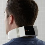 The Neck Massager with Wireless Remote Control will soothe your aches and pain