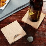 These Two-in-One Coasters prevent party fouls
