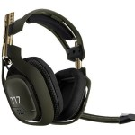 The Astro A50 Wireless Headset is large and in charge