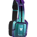 The Tritton Swarm Wireless Headset makes sure you always have quality sound