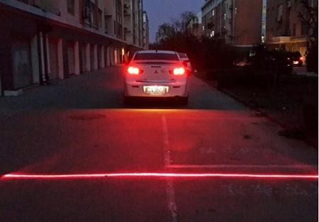 Anti-Collision Laser