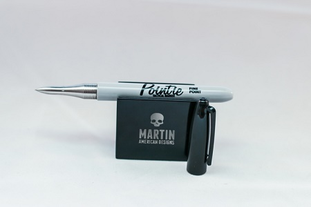 The Pointie is a marker that
