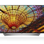 LG's OLED and LED 4K ULTRA HD TVs hit the US