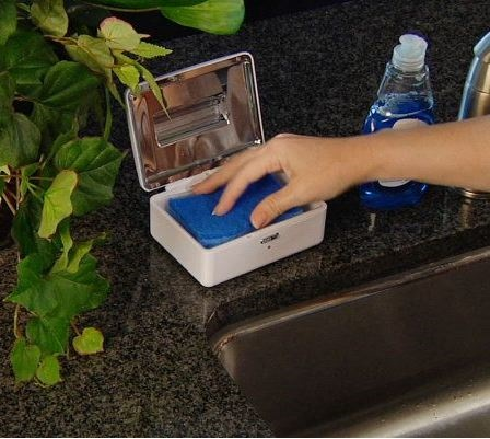 Disinfecting Sponge