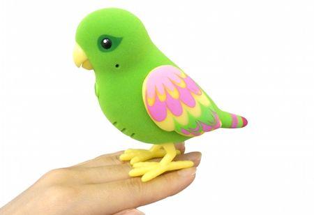 Pi-chan Talking Bird does a