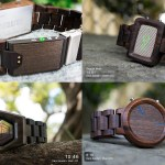 Tokyoflash has four all-new Bluetooth Enabled Watches – who wood've guessed?