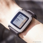 The Pebble Time Smartwatch keeps you in the know
