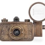 La Sardina Camera and Flash Belle Starr lets you bring a little bit of steampunk with you