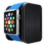 wiWare's wiTraveler is a portable Apple Watch charger