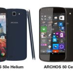 Archos reveals pair of smartphones that offer plenty of bang for your buck