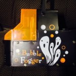 Halloween approaches, and you need the Bubble Fogger