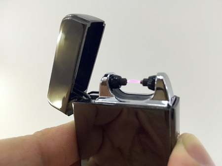 Rechargeable Arc Lighter