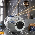 This Star Wars Bed will decorate the rooms of the future generation of fans